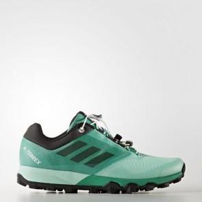 Zapatillas Adidas para mujer terrex trail core verde/core negro/easy verde BB3362-261