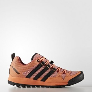 Zapatillas Adidas para mujer terrex solo easy naranja/core negro/tactile rosa BB6023-264
