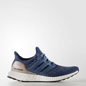 Zapatillas Adidas para mujer ultra boost mystery azul/vapour gris metallic BA8928-270