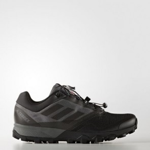 Zapatillas Adidas para mujer terrex trail vista gris/core negro/tactile rosa BB3360-273