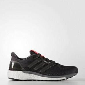 Zapatillas Adidas para mujer super nova core negro/iron metallic/core rosa BB3469-274