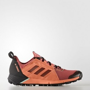 Zapatillas Adidas para mujer terrex agravic speed tactile rosa/core negro/easy naranja BB1962-282