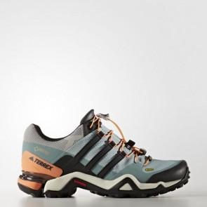 Zapatillas Adidas para mujer terrex fast tactile verde/core negro/vapour steel BA8049-294