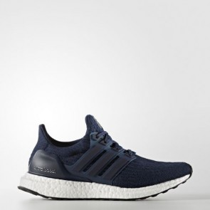 Zapatillas Adidas para mujer ultra boost collegiate navy/night navy S80683-296