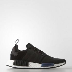 Zapatillas Adidas para mujer nmd_r1 core negro/lush ink S75230-297