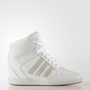 Zapatillas Adidas para mujer super wedge footwear blanco/pearl gris AW3968-303