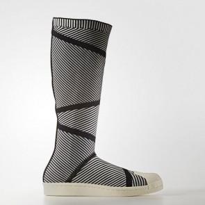 Zapatillas Adidas para mujer superstar primeknit footwear blanco/core negro/off blanco BB2128-307