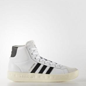 Zapatillas Adidas para mujer allround original footwear blanco/core negro/gold metallic BB5184-308