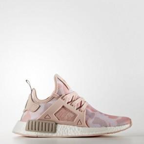 Zapatillas Adidas para mujer nmd_xr1 vapour gris/ice violeta/off blanco BA7753-314