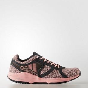 Zapatillas Adidas para mujer crazy cloudfoam dark gris/haze coral/energy azul BB1514-320