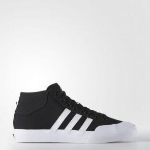 Zapatillas Adidas para hombre match court mid core negro/footwear blanco F37703-119