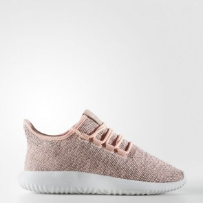 Zapatillas Adidas para mujer tubular shadow haze coral/light onix/core negro BB8871-322