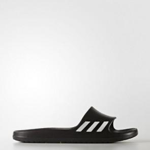 Zapatillas Adidas para mujer chancla aqualette core negro/footwear blanco BA8762-331