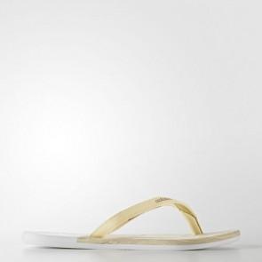 Zapatillas Adidas para mujer chancla hawaiana eezay easy amarillo/vapour gris/footwear blanco BA8807-334