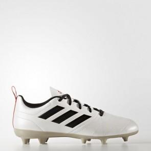 Zapatillas Adidas para mujer ace 17.4 primemesh césped natural footwear blanco/core negro/core rojo BA8558-336