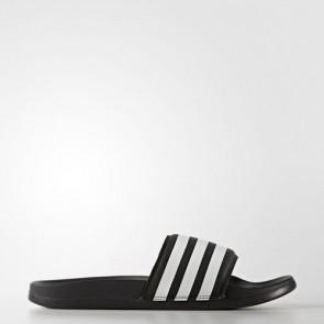 Zapatillas Adidas para mujer chancla cloudfoam ultra core negro/footwear blanco S80420-347