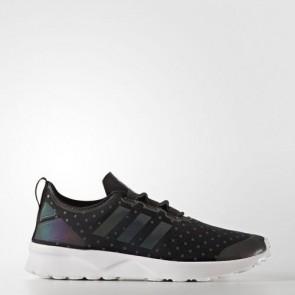 Zapatillas Adidas para mujer zx fluxverve core negro/footwear blanco BB2274-351