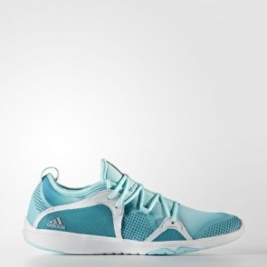 Zapatillas Adidas para mujer pure energy azul/clear aqua/silver metallic BA8728-358