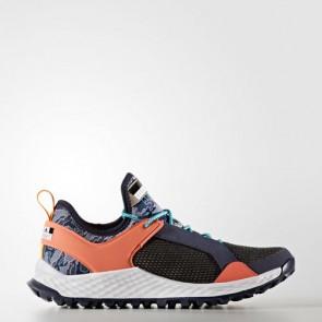 Zapatillas Adidas para mujer aleki x core negro/bliss coral/intense azul BB4766-359