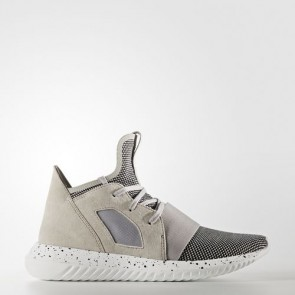 Zapatillas Adidas para mujer tubular defiant clear granite/footwear blanco BB5117-361