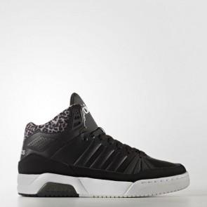 Zapatillas Adidas para mujer play9tis core negro/matte silver B74429-373