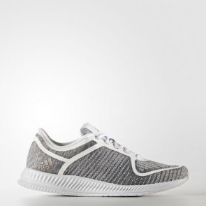Zapatillas Adidas para mujer athletics bounce light gris heather/vapour gris metallic/footwear blanco BB1544-378
