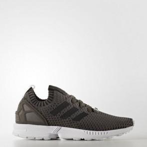 Zapatillas Adidas para mujer zx flux utility gris/footwear blanco BA7144-383