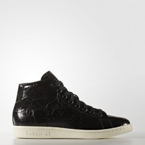 Zapatillas Adidas para mujer stan smith core negro/off blanco BB0110-386