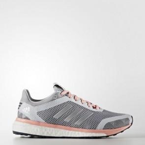 Zapatillas Adidas para mujer response plus mid gris/silver metallic/still breeze BB2986-392