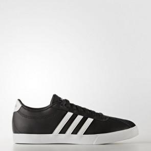 Zapatillas Adidas para mujer courtset core negro/footwear blanco/matte silver B74560-398