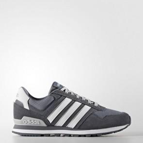 Zapatillas Adidas para mujer 10k onix/footwear blanco/matte silver B74715-407