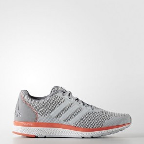 Zapatillas Adidas para mujer lightster bounce clear gris/footwear blanco/easy coral S82331-410