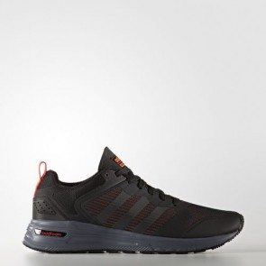 Zapatillas Adidas para hombre cloudfoam super flyer core negro/solar rojo AW4162-130