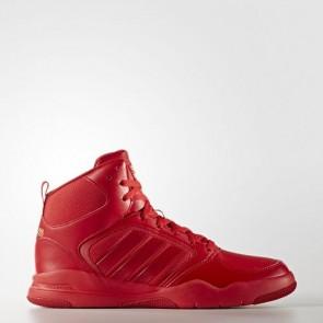 Zapatillas Adidas para hombre cloudfoam rewind mid scarlet/matte gold AW3944-134