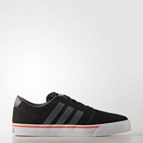 Zapatillas Adidas para hombre cloudfoam super skate core negro/onix/solar rojo AW3896-137