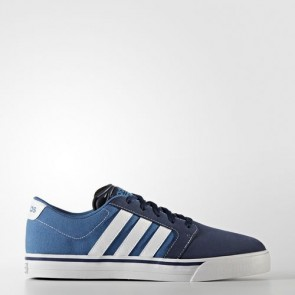 Zapatillas Adidas para hombre cloudfoam super skate collegiate navy/footwear blanco/core azul AW3895-138