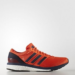 Zapatillas Adidas para hombre zero boston 6 energy/collegiate navy/collegiate burgundy BB0537-143