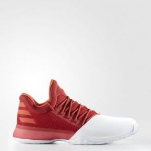 Zapatillas Adidas para hombre harden vol.1 scarlet/footwear blanco/energy BW0547-144