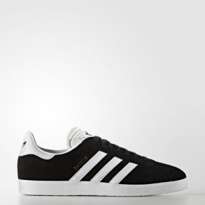 Zapatillas Adidas unisex gazelle core negro/blanco/gold metallic BB5476-003
