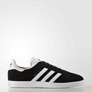 Zapatillas Adidas unisex gazelle core negro/blanco/gold metallic BB5476-003