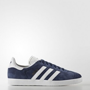 Zapatillas Adidas unisex gazelle collegiate navy/blanco/gold metallic BB5478-007