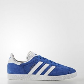 Zapatillas Adidas unisex gazelle collegiate royal/blanco/gold metallic S76227-010