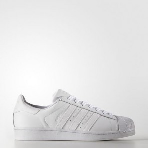 Zapatillas Adidas unisex super star foundation footwear blanco B27136-014