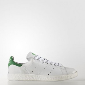 Zapatillas Adidas unisex stan smith footwear blanco/verde BB0008-018