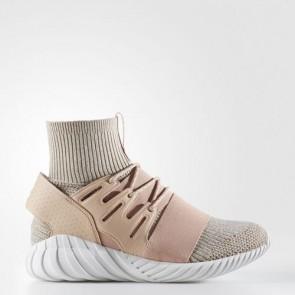 Zapatillas Adidas unisex tubular primeknit pale nude/marrón claro/vintage blanco BB2390-021