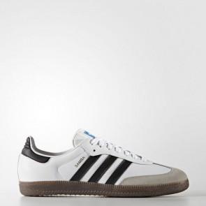 Zapatillas Adidas unisex samba footwear blanco/core negro/gum BB2588-022