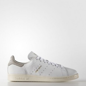 Zapatillas Adidas unisex stan smith footwear blanco/clear granite S75075-024