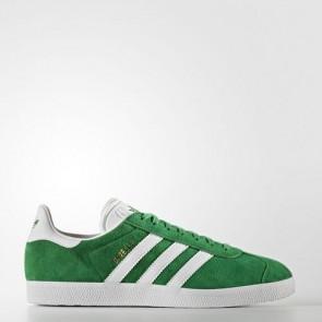 Zapatillas Adidas unisex gazelle verde/blanco/gold metallic BB5477-026