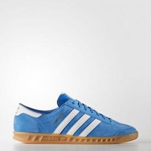 Zapatillas Adidas unisex hamburg azulbird/footwear blanco/gum S76697-038