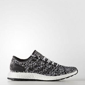 Zapatillas Adidas para hombre pure boost core negro/footwear blanco BA8890-154